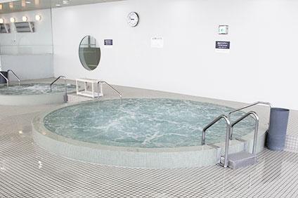 世田谷区立千歳温水プール ジャグジー