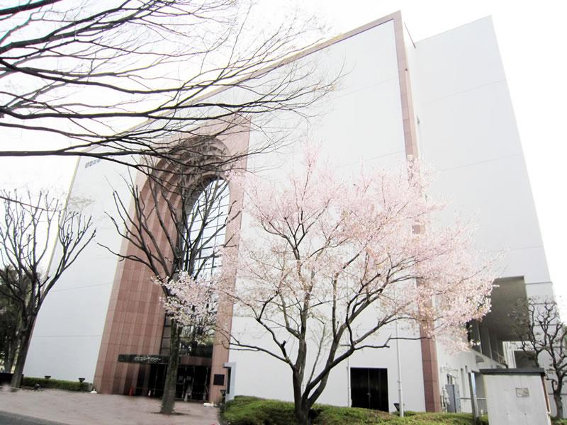新宿スポーツセンター 外観