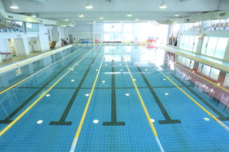 TAC中野 25m温水プール