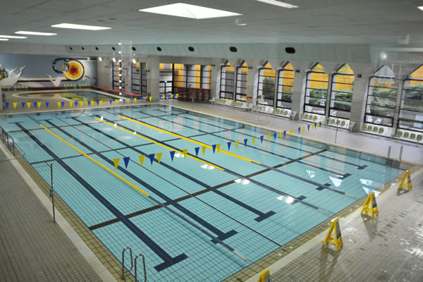 鷺宮スポーツ・コミュニティプラザ 温水プール
