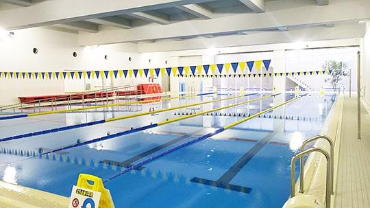 南部スポーツ・コミュニティプラザ 温水プール