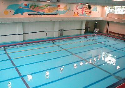 目黒区立駒場体育館 プール