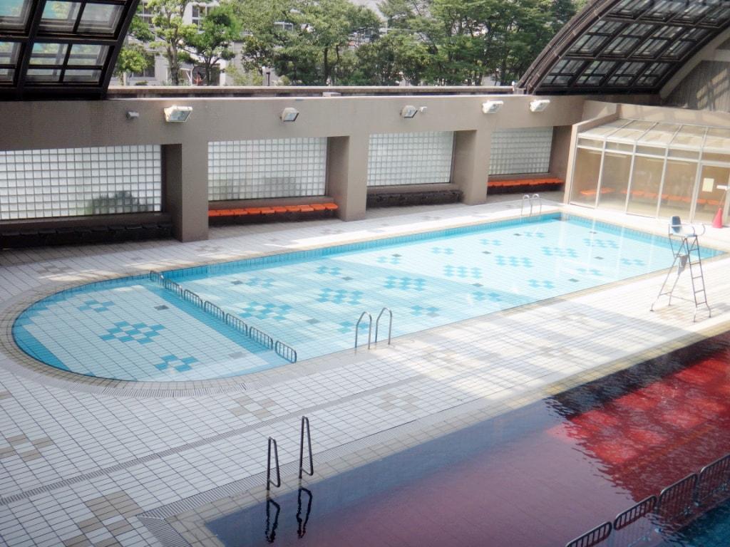 足立区スイムスポーツセンター 幼児用プール
