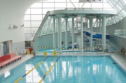 世田谷区立千歳温水プール 25mプール