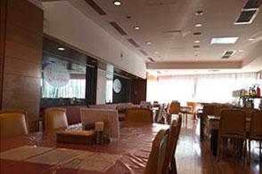 総合運動場温水プール レストラン