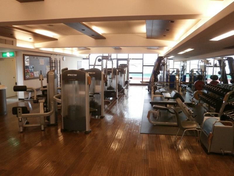 TAC中野 トレーニングルーム