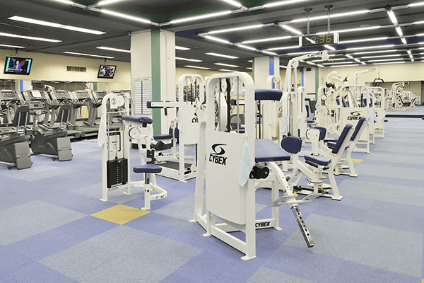 TACサンプラザ スポーツスペース トレーニングジム