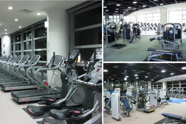 池袋スポーツセンター トレーニングルーム