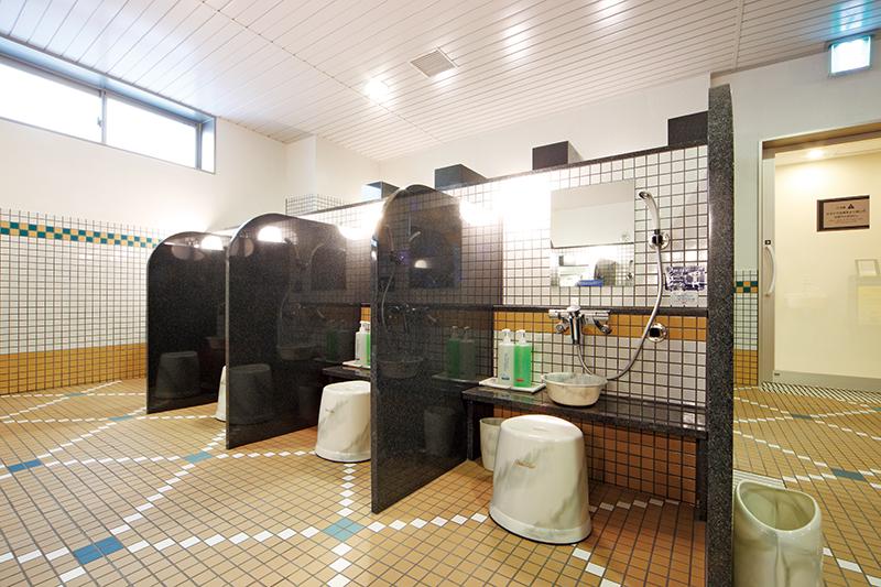 セントラルウェルネスクラブ24葛西 浴室