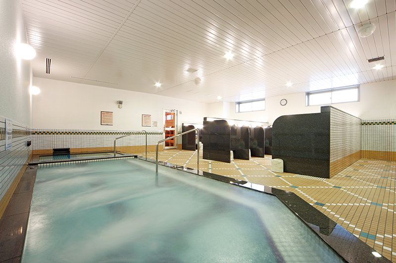 セントラルウェルネスクラブ24 葛西 浴室