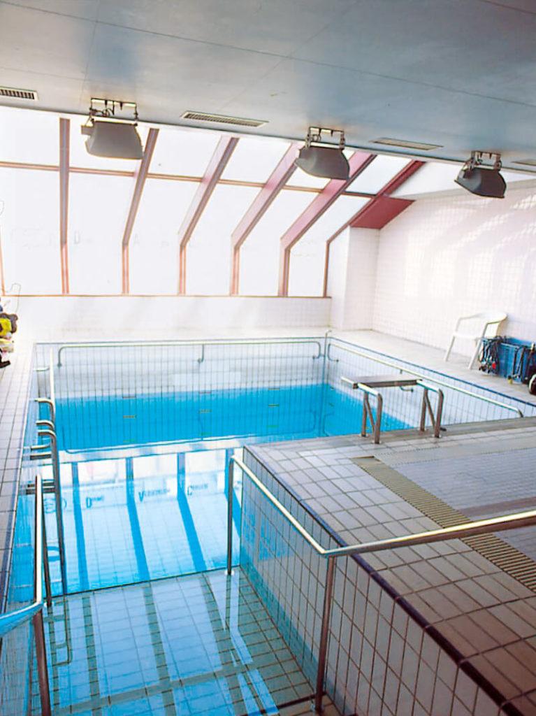 セントラルフィットネスクラブ西台 ダイビングプール