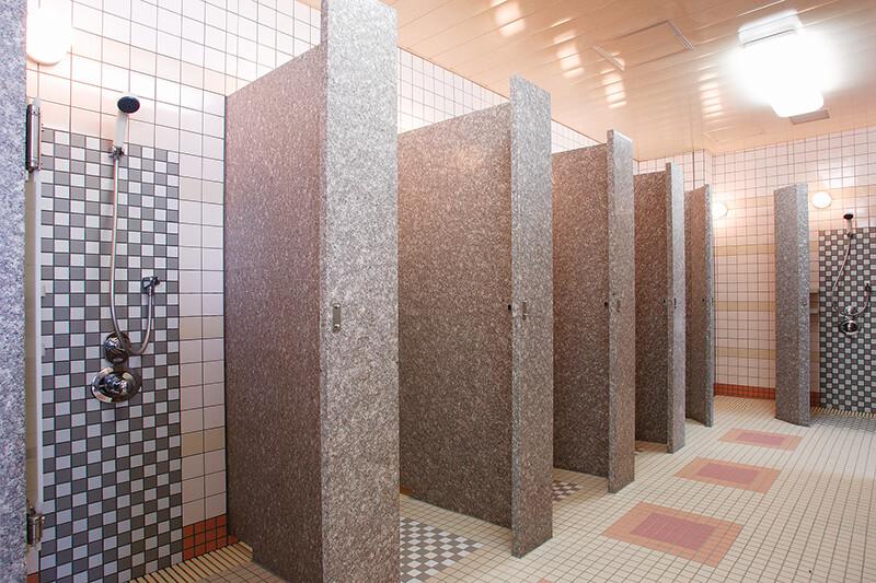 セントラルウェルネスクラブときわ台 シャワールーム