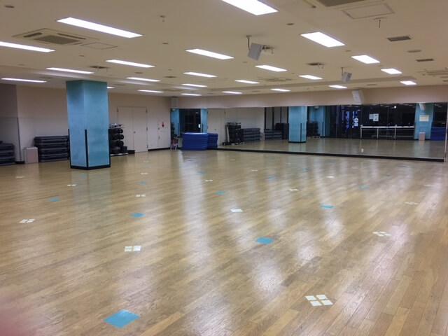 セントラルウェルネスクラブ大森 第1スタジオ