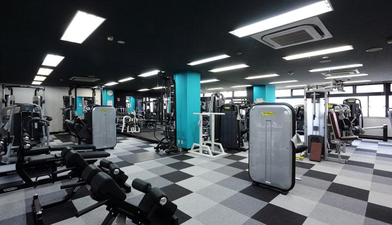 アリススポーツクラブ トレーニングルーム