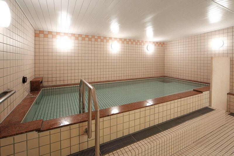 セントラルウェルネスクラブ24京成小岩 男性用お風呂