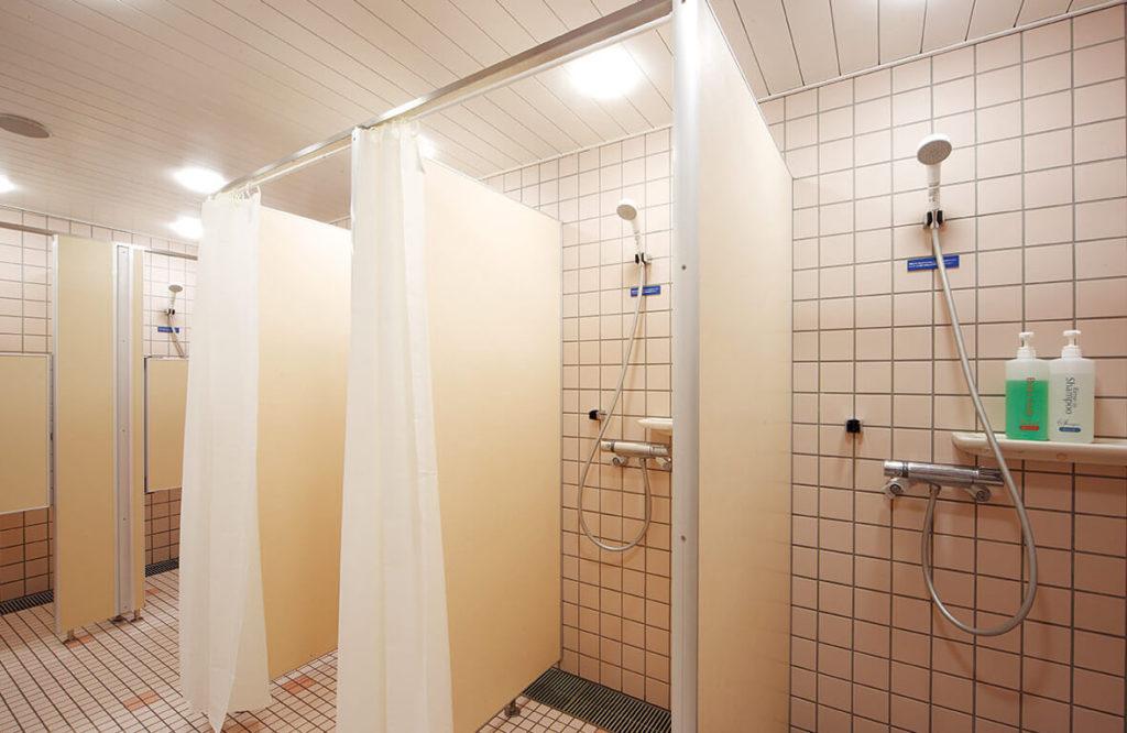 セントラルウェルネスクラブ24京成小岩 シャワーコーナー