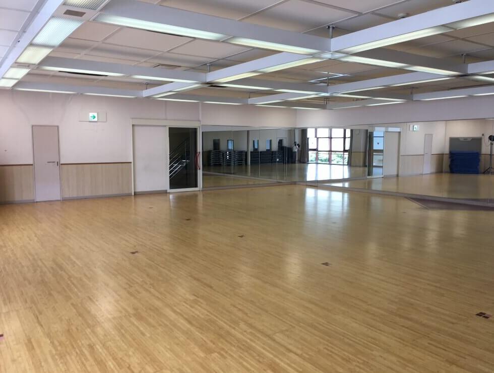 セントラルフィットネスクラブ西台 メインスタジオ