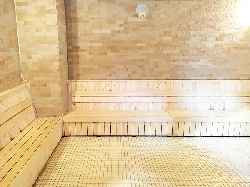 東京都北区立 元気ぷらざ 採暖室
