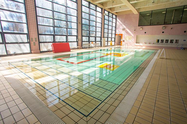 新宿スポーツセンター 幼児プール