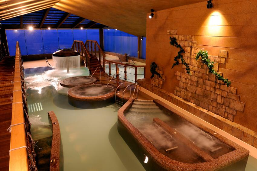 ホテルサンハトヤ 古代ビーチ
