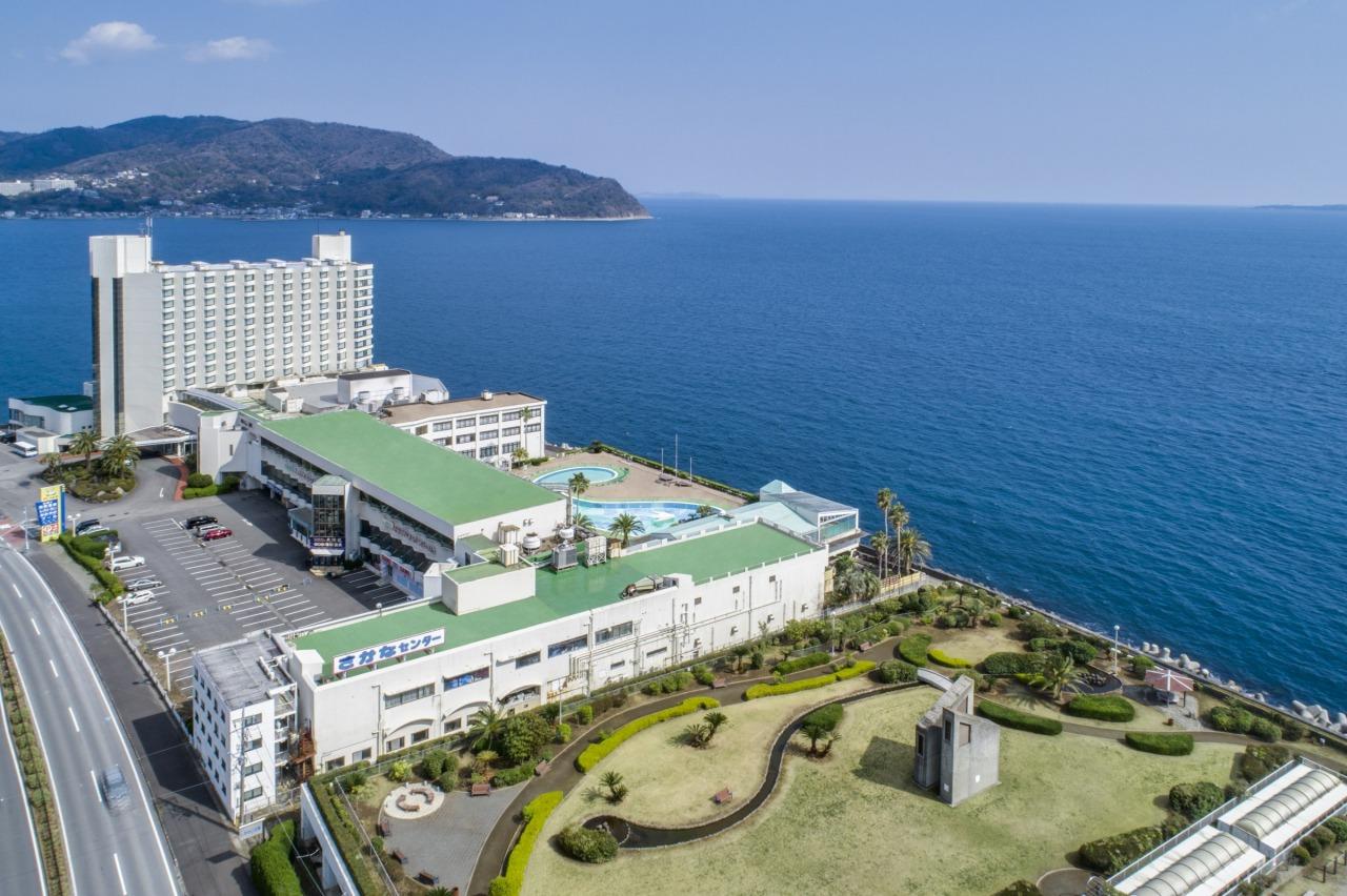 伊東温泉 ホテルサンハトヤ