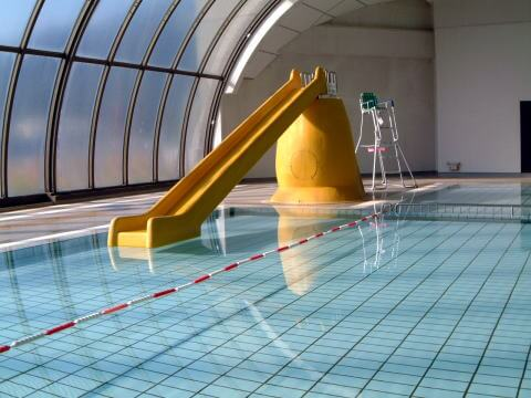 各務原市民プール 屋内児童用プール