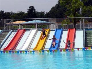 各務原市民プール 屋外児童用プール