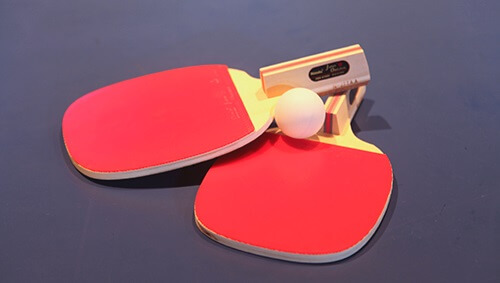 ホテルサンハトヤ 卓球