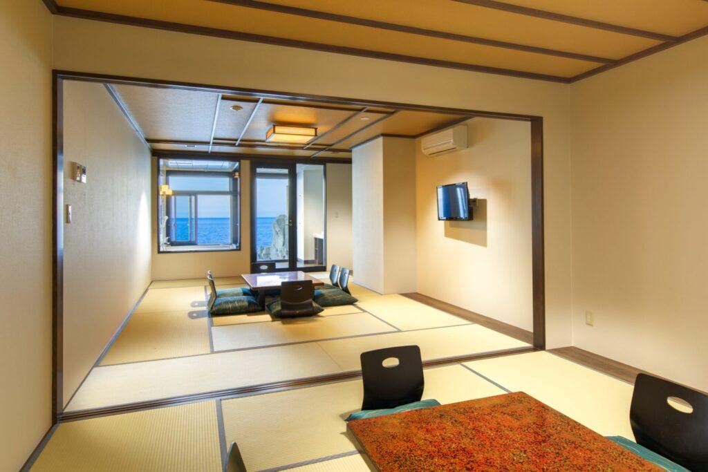 ホテルサンハトヤ 客室