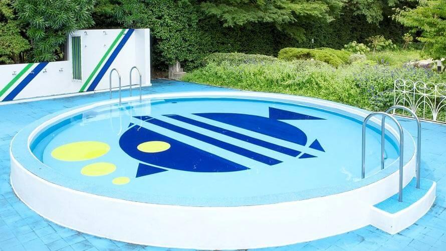 東京プリンスホテル GARDENPOOL こども用プール