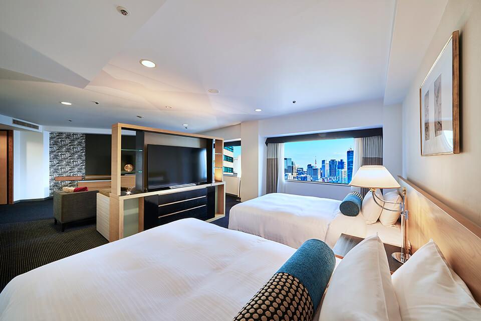 ホテルニューオータニ 東京 客室一例