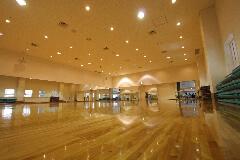 多摩市立温水プール アクアブルー多摩 ミニスポーツホール