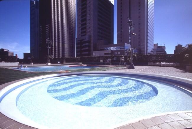 京王プラザホテル スカイプール 幼児用円形プール