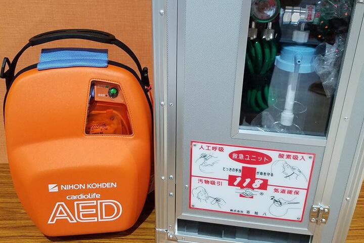 1 to SWIMスイミングスクール AED